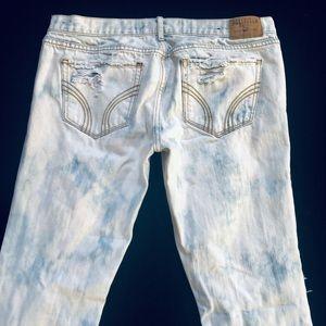 Hollister Jeans - Hollister Skinny Jeans Size 29 Distressed